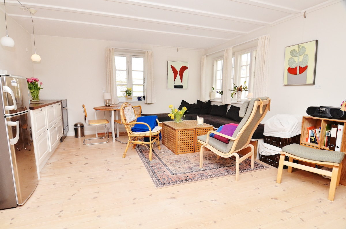 B&B in Odense. As central as can be