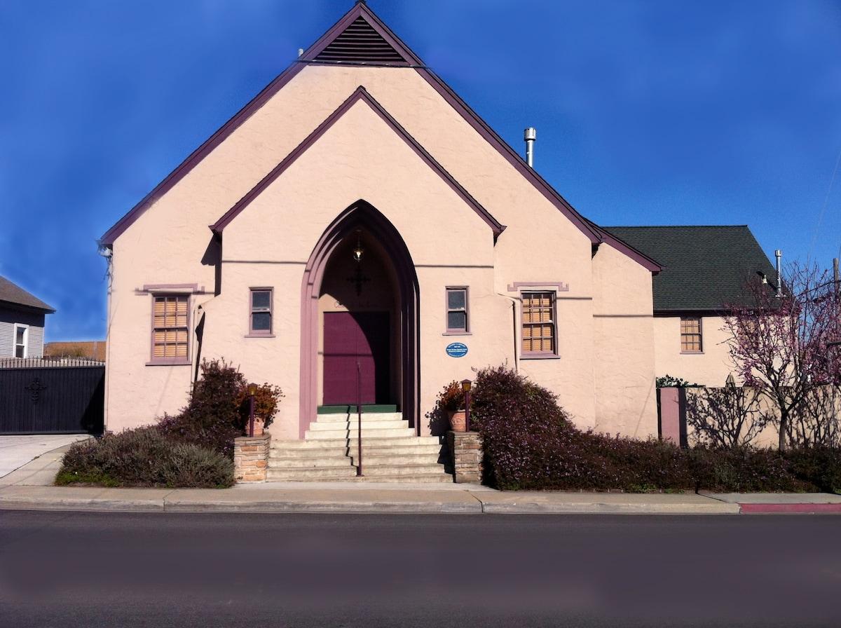 Casa de la Cruz Historic Church 2B