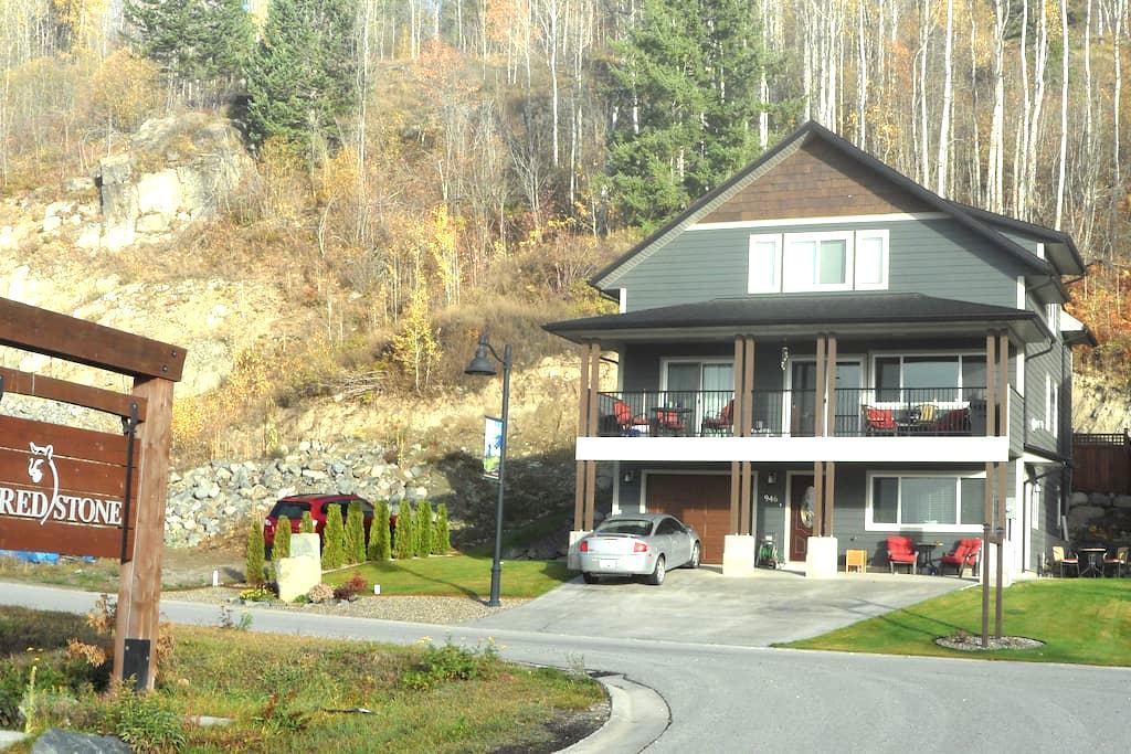 Lakevold Lodge - Rossland - Apartemen