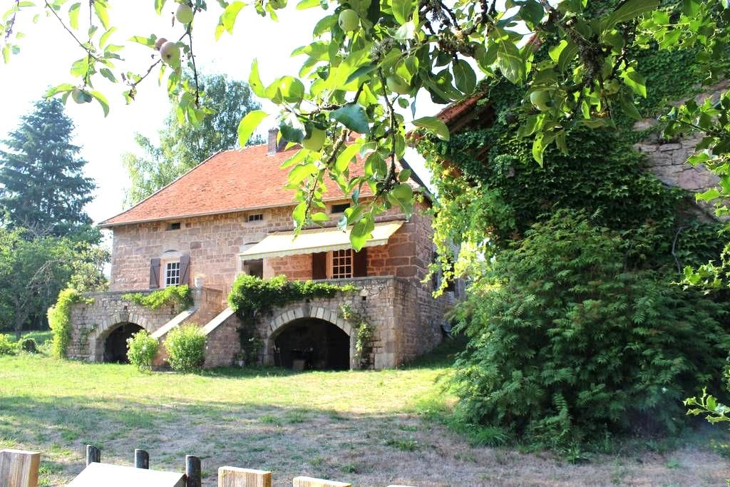 Séjour romantique en Bourgogne - Sivignon
