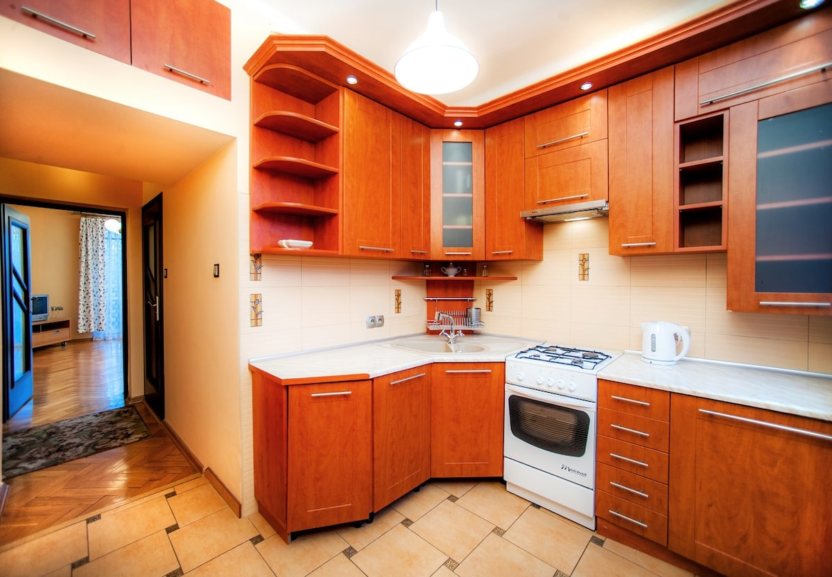 3 room Apartment in the center