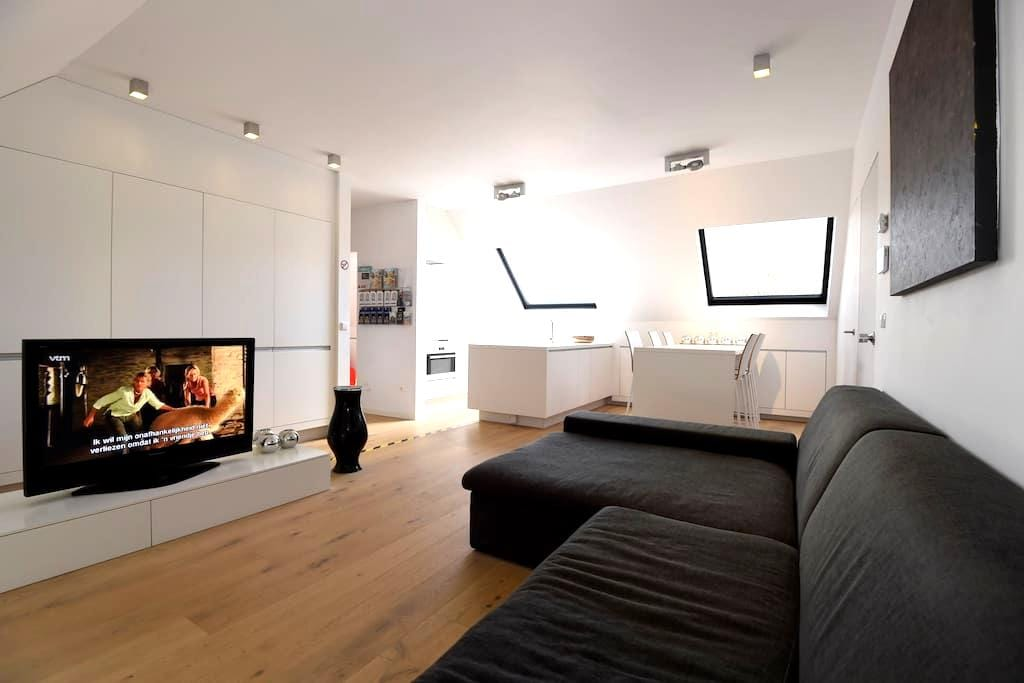 2 Bedroom apartment centre Ghent - Gent - Apartment
