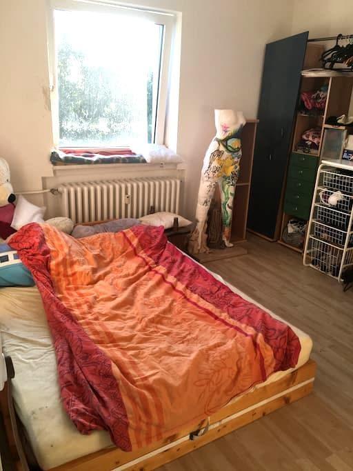 Herzlich Willkommen süßes Zimmer für dich - Garbsen - Leilighet