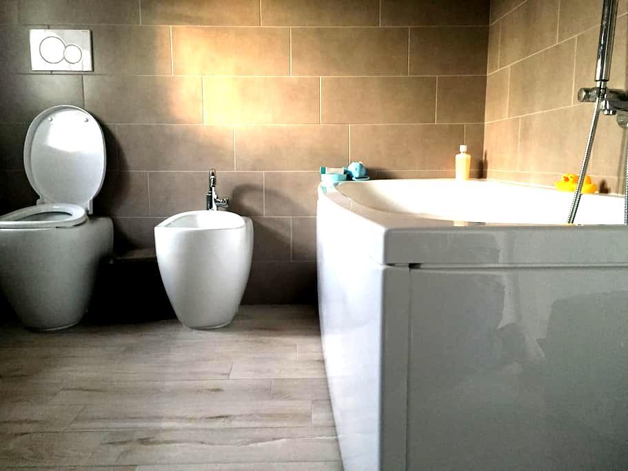 Appartamento immerso nel verde - Abano Terme - House