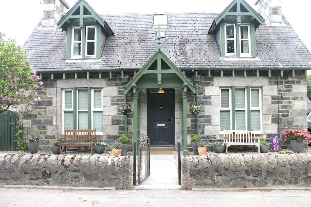 Morag Cottage Guest House. - Pitlochry