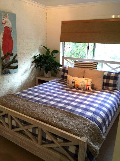 Extremely comfortable double room - Morningside - Appartement