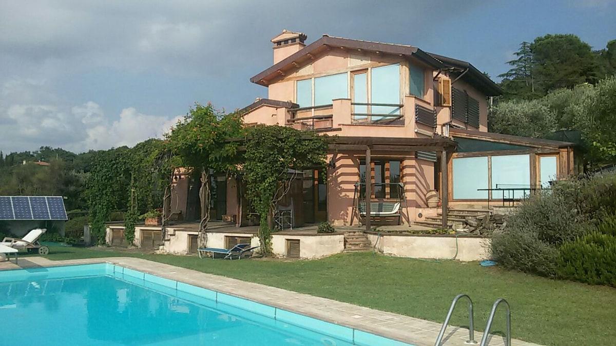 Casa dei 5 Sensi -  Trasimeno view