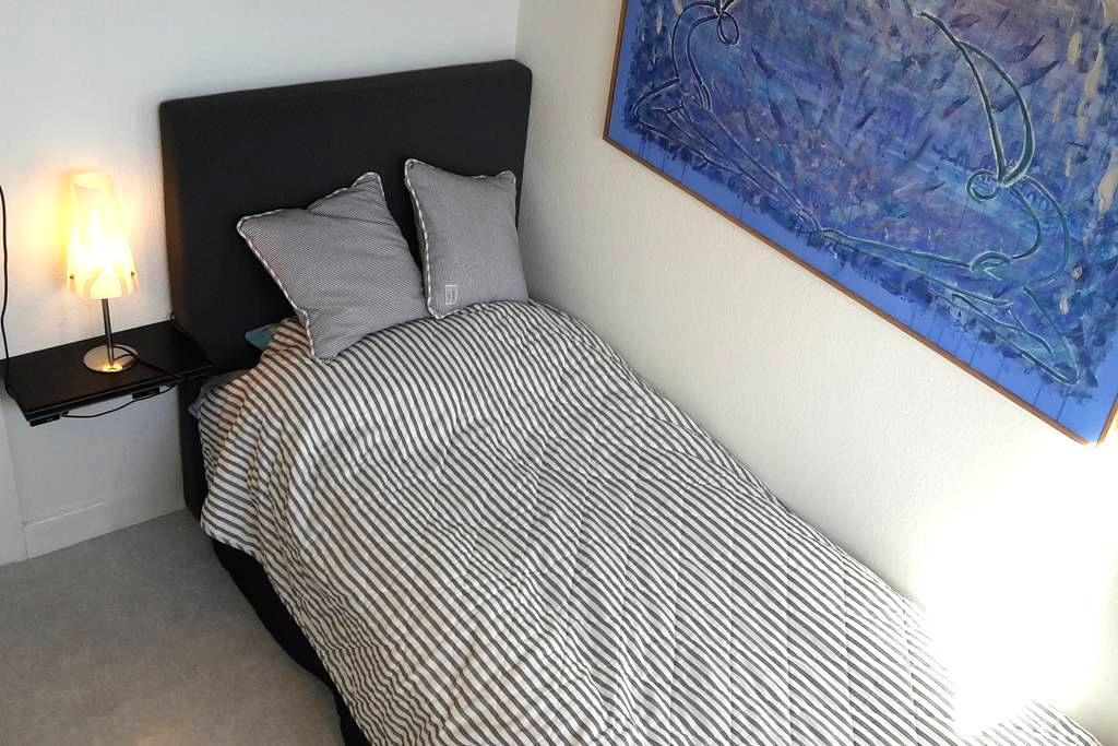 Hyggeligt værelse i villa i centrum af Vordingborg - Vordingborg - 独立屋