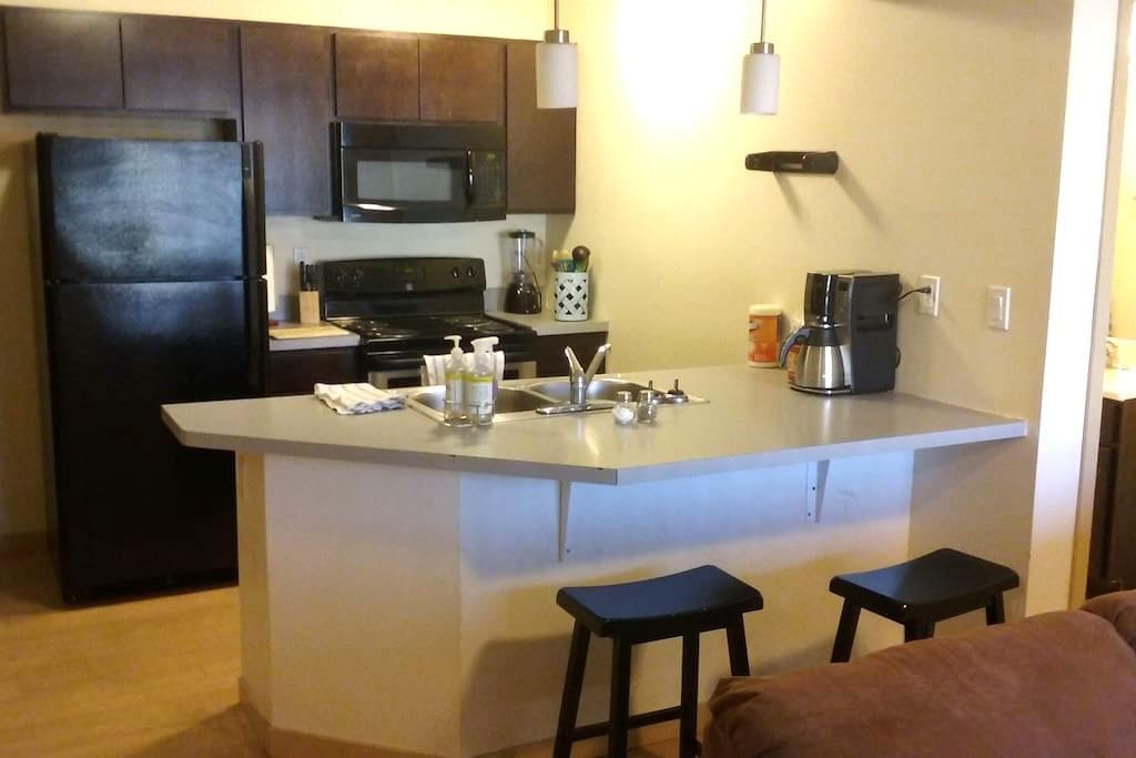 Like new 4BR Apt. Close to Memorial Stadium - Champaign - Apartemen