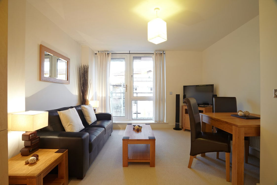 Telephone Apartments - 2 Bed