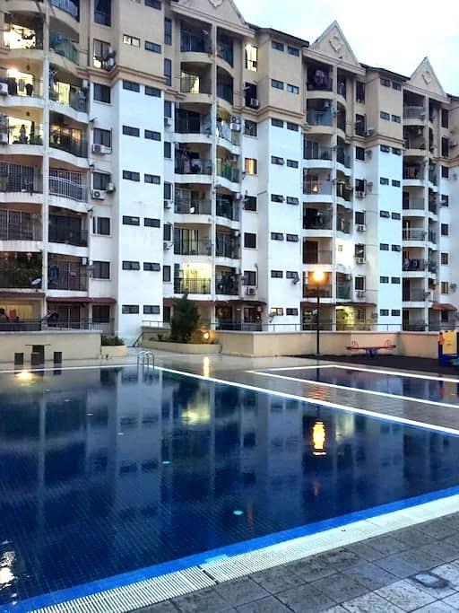 9to5 Condo - Kuala Lumpur - Lejlighed