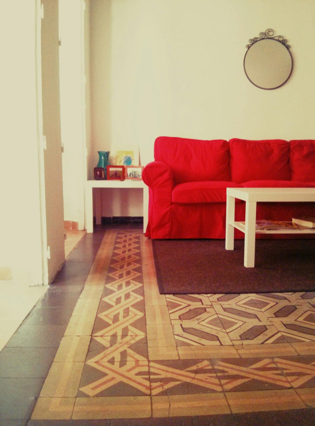 Lovely Room near Plaza Espanya