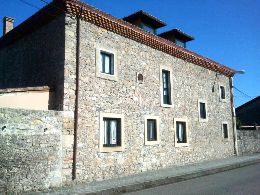La casa de Asturias - Villaviciosa - Rumah