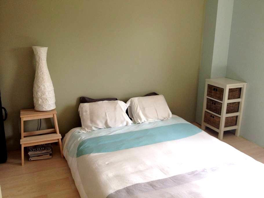 Chambre cosy dans villa chaleureuse - Ham-sur-Heure-Nalinnes - Ház