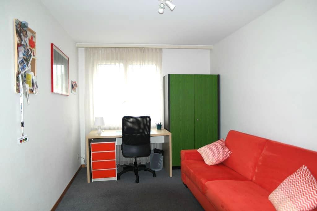 Single room near Zurich airport ZRH - Embrach