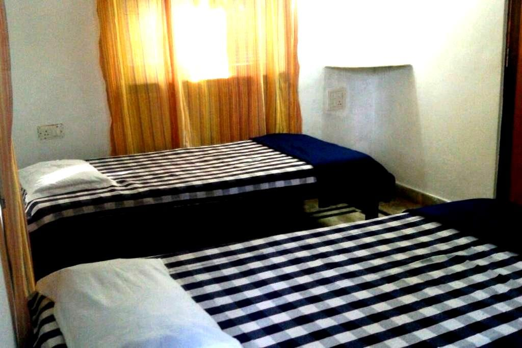 Comfort & Cosy Room (4) - Vagator - Guesthouse