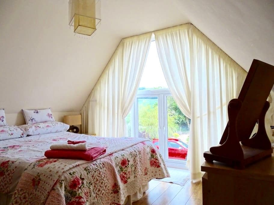 Beautiful double room - Westbury - Casa