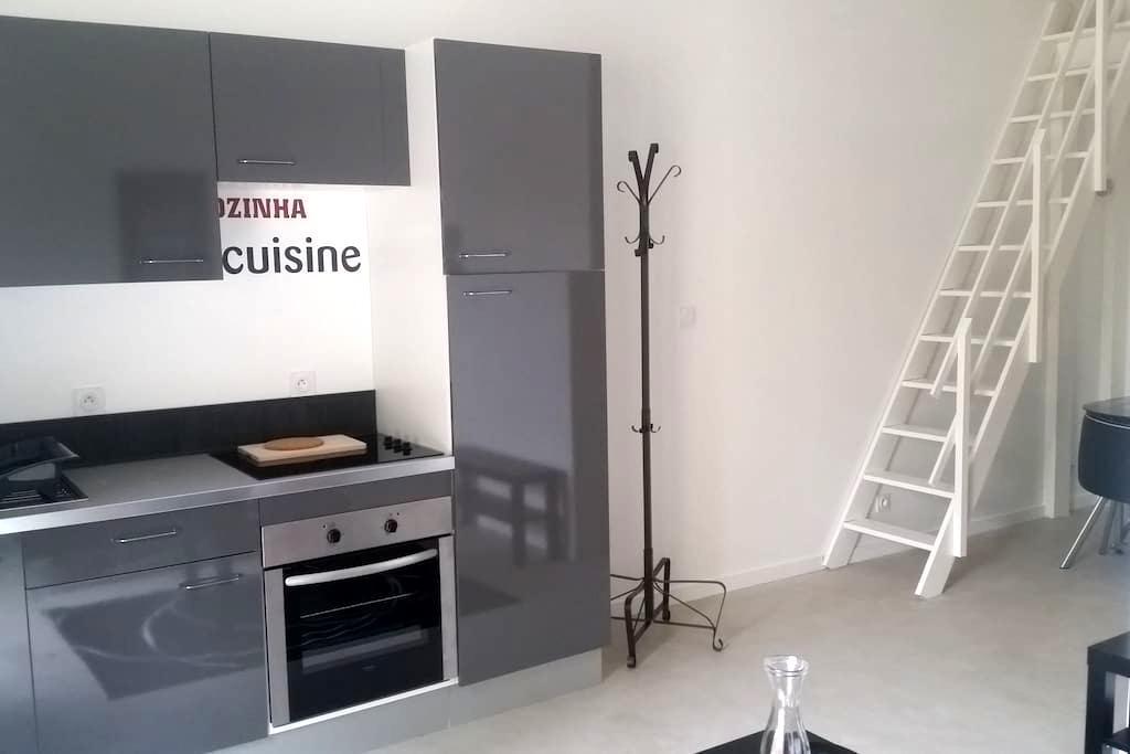 Logt indiv. moderne avec terrasse - Bouguenais - Apartment