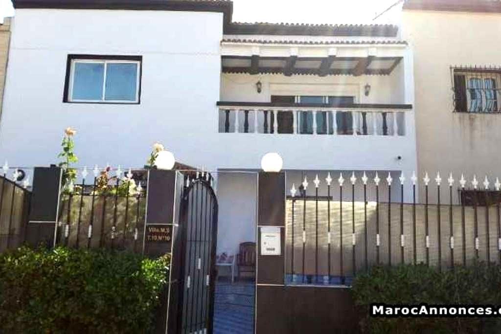 Villa à louer - Sidi Rahal - Villa