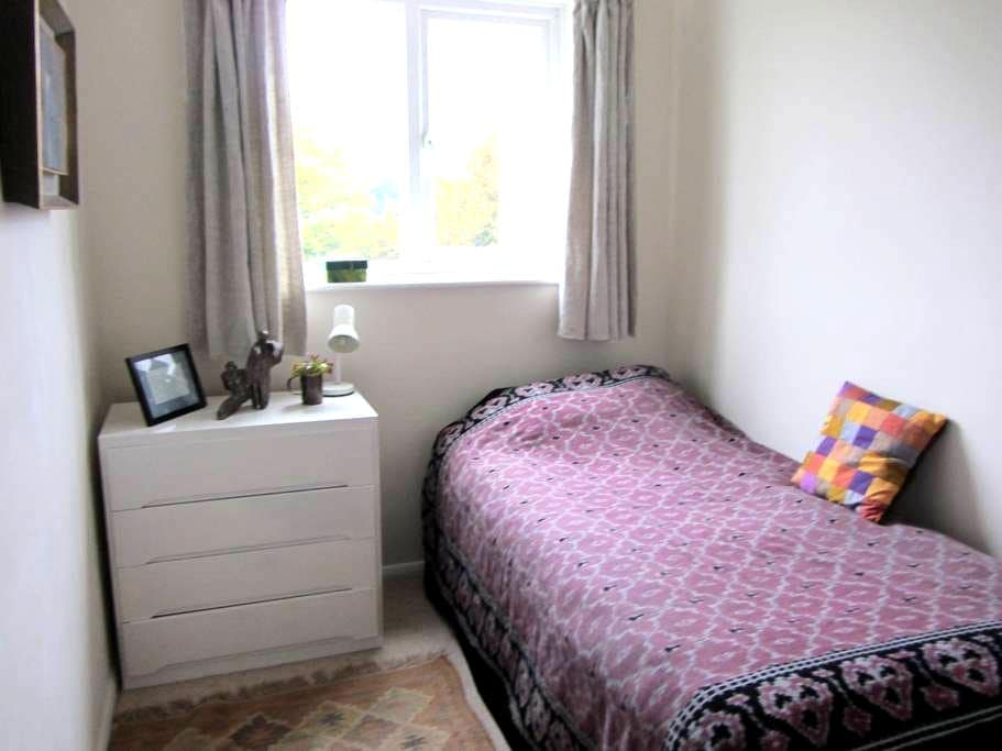 Peaceful single room, Stroud - Stroud - Maison