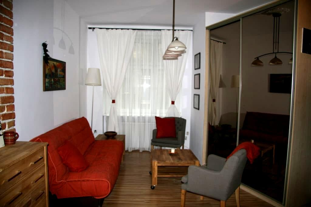 Room in the heart of the City - Poznań - Apartment