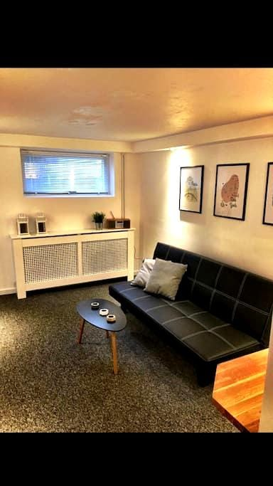 Private renovated rooms with new bath facilities - Hvidovre - Rumah