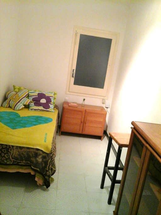 Hab-Single Room CDV BARCELONA - Cerdanyola del Vallès - Apartamento