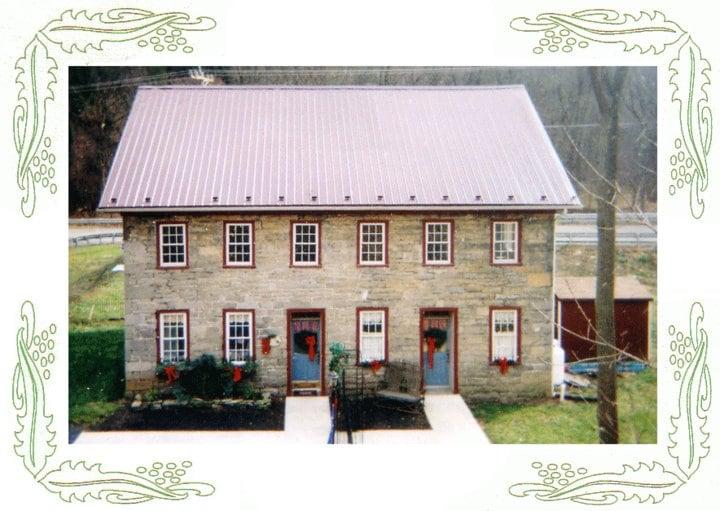Historic Stone House Lodging - WP