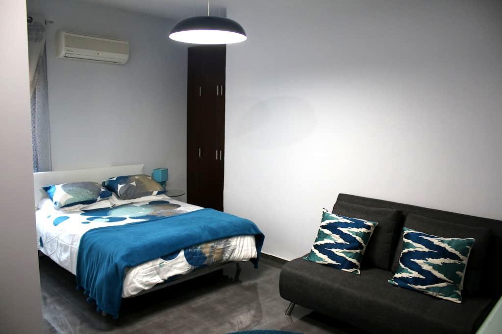 Trendy Studio in quiet place - Eilat