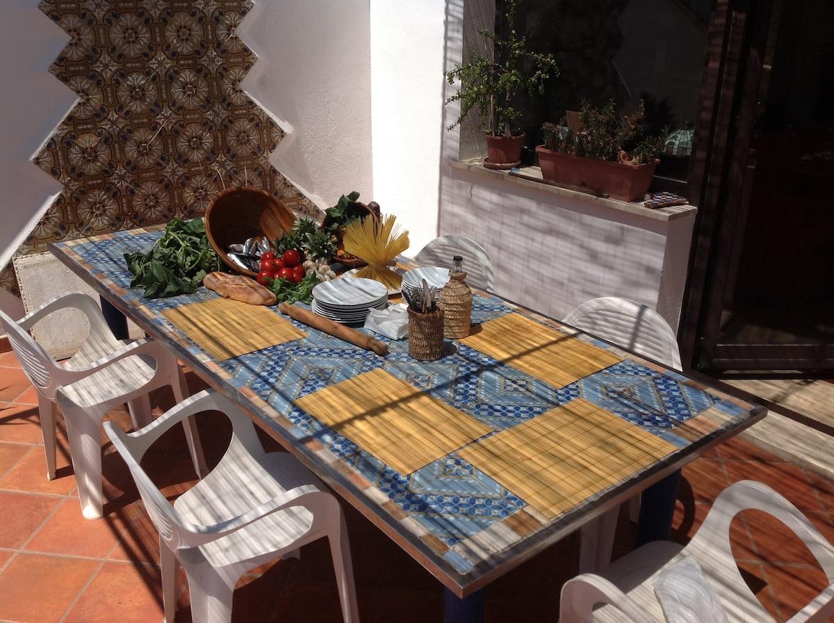 Terrazza Pepoli (Hearty-Sea-Sun)