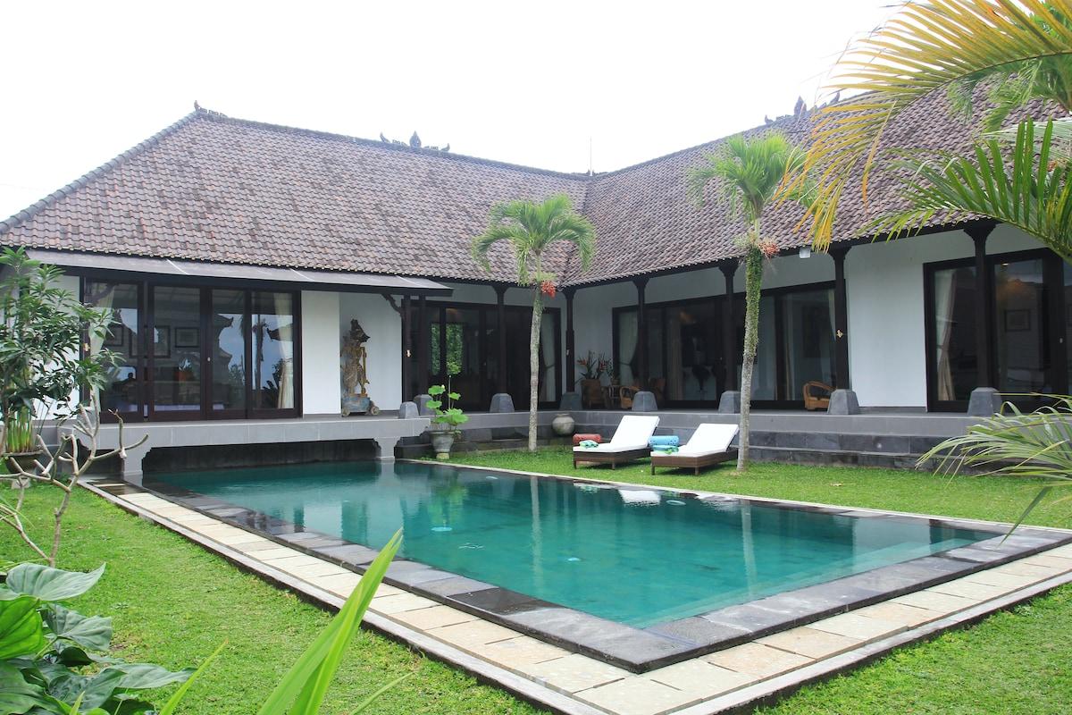 OASIS new 'Bali Spices'Villa 1 UBUD