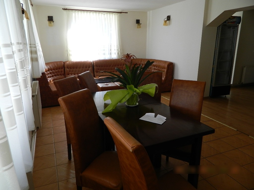 Double ensuite in Pension Sinaia