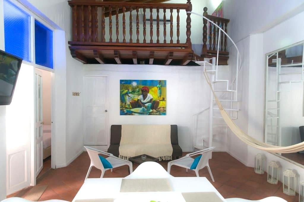 Apartamento Calle la Moneda # 2 - Cartagena - Pis