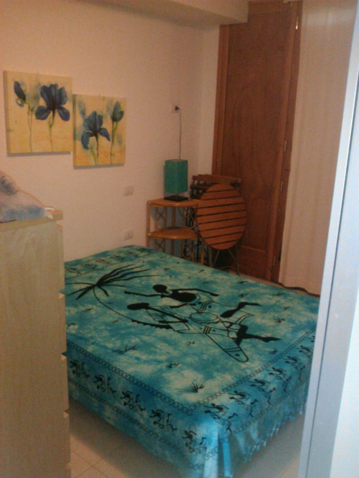 Camera da letto  matrimoniale (2° foto)