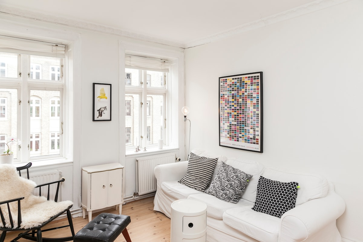 A lovely apartment - Central!