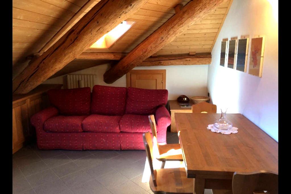 Spendida Mansarda Centro Bormio - Bormio - Apartment