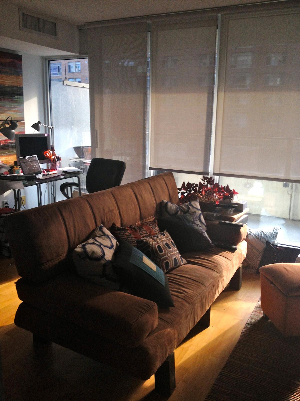 TIFF week: 1 -Bedroom, Downtown