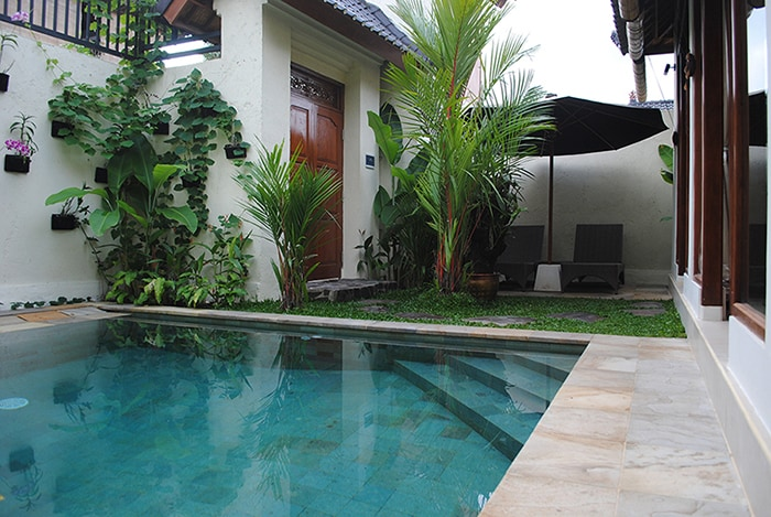 Villa Anggrek - beautifully private