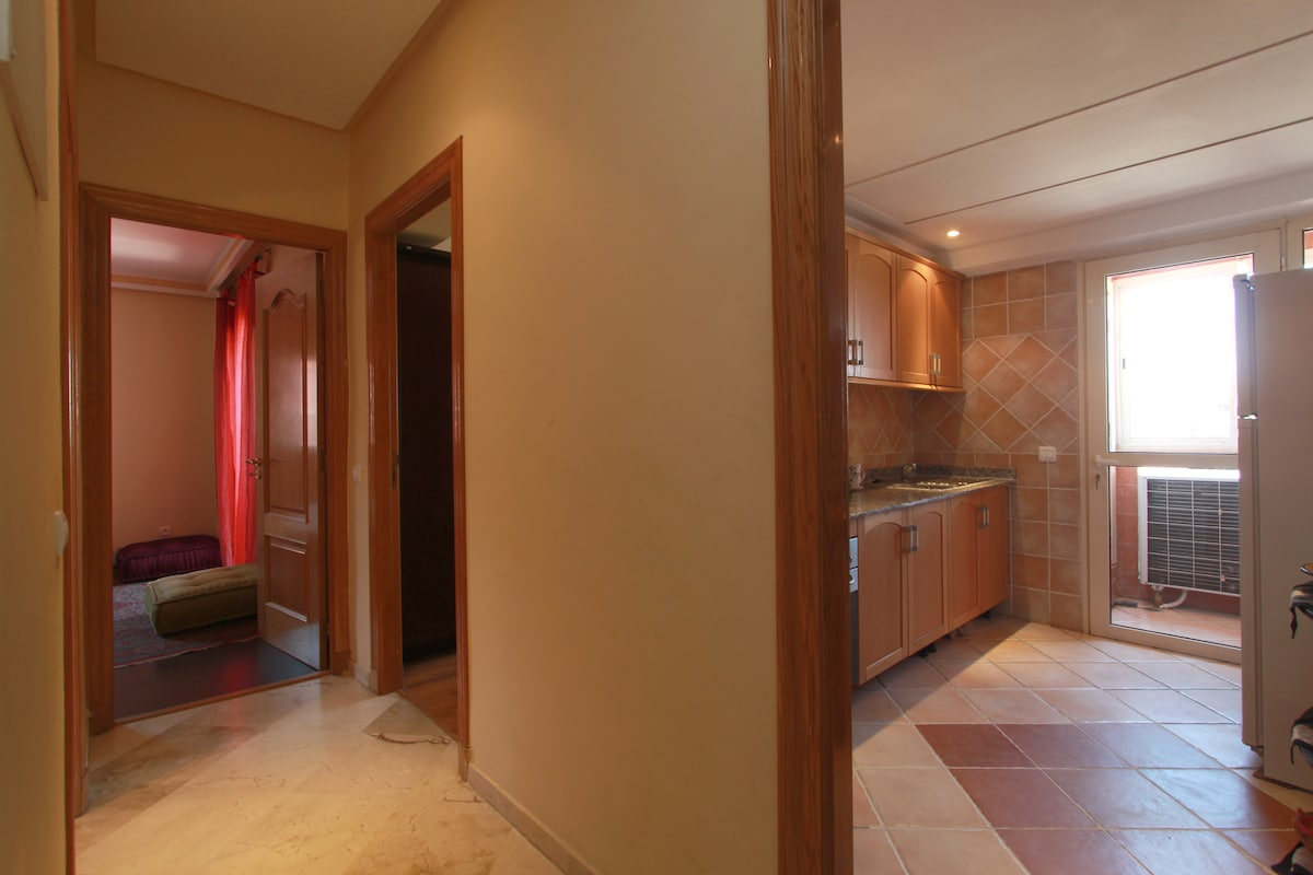 Marrakech - Fully furnished flat