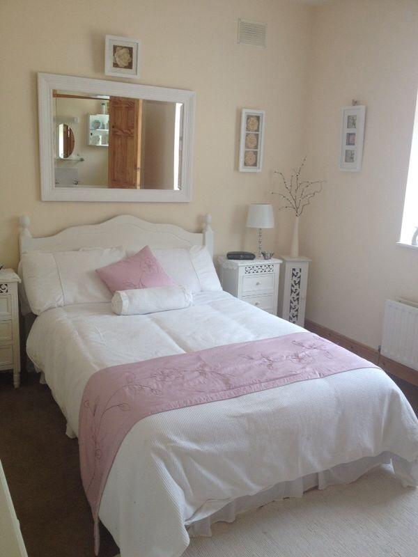 Beautiful double room available.
