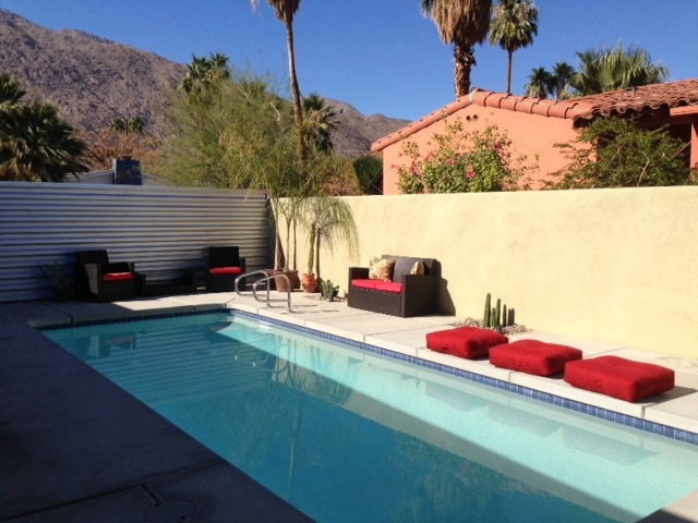 Palm Springs Quiet Get Away Unit 3