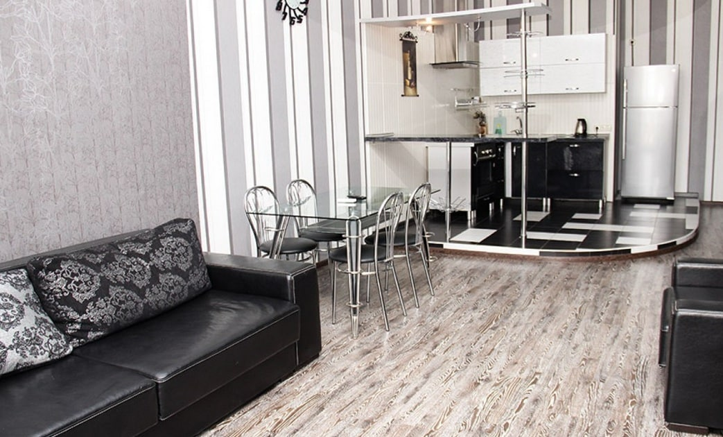 2-room apartment, Arcadia Palace