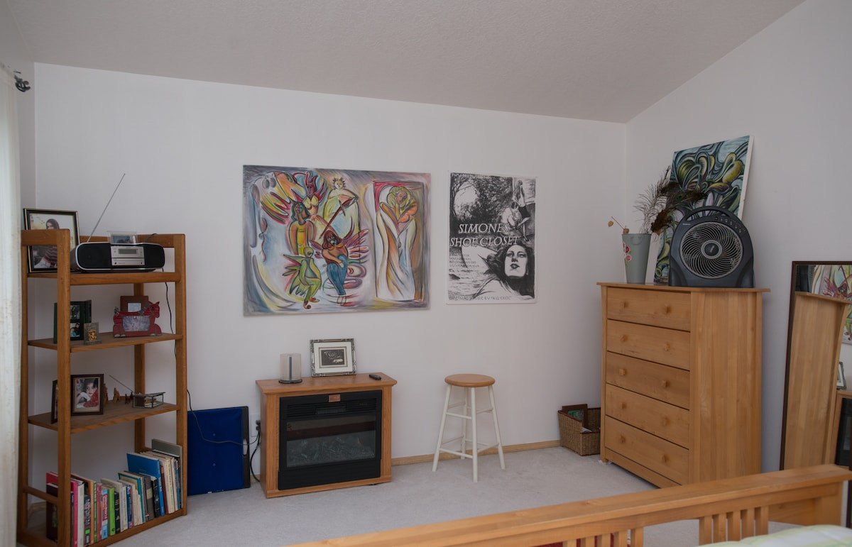 Contemporary Artist Sanctuary