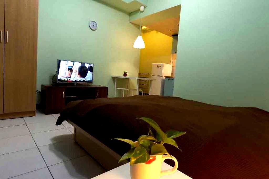 Tamsui [青山社區],獨立整套房,專屬空間,設備齊全,交通方便 - 淡水區 - Appartement