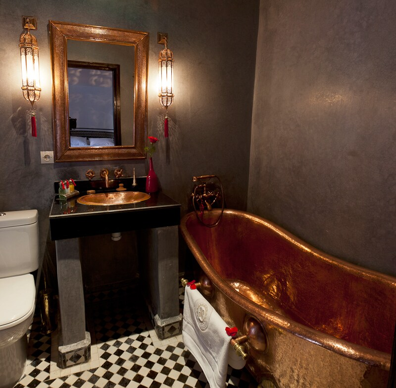 Origin Hotels Riad Lhena Copper