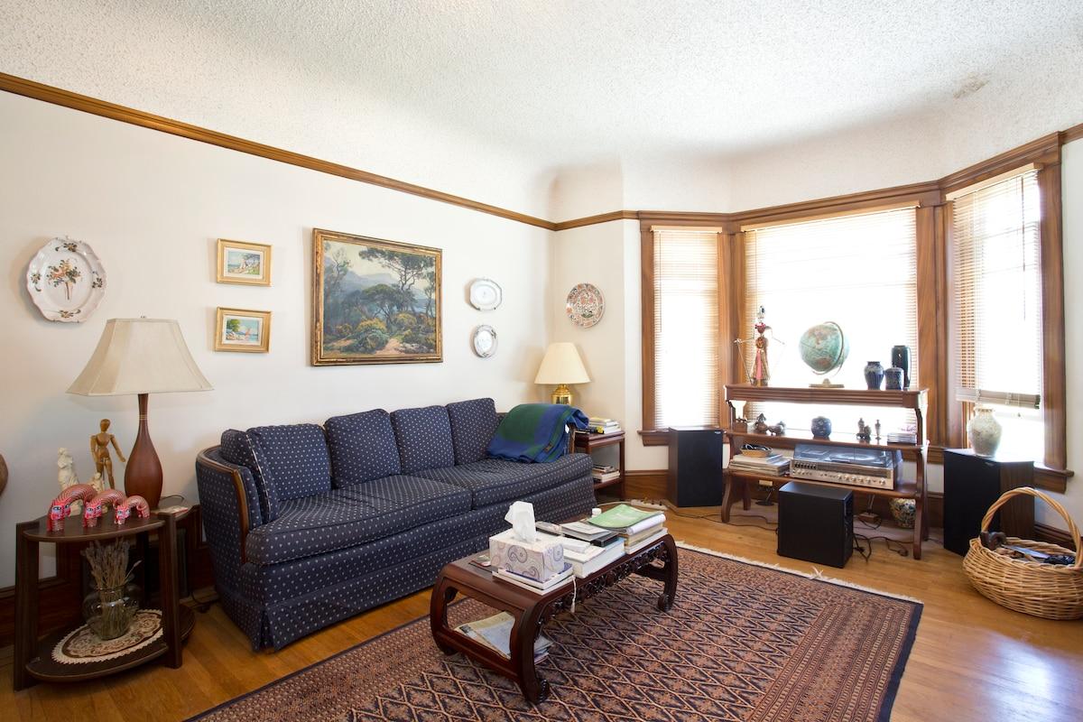 Private room in San Francisco