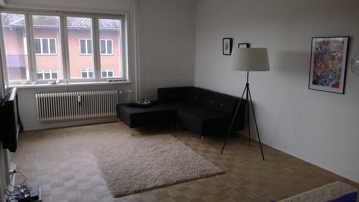 140m2 lejlighed i Kolding Midt