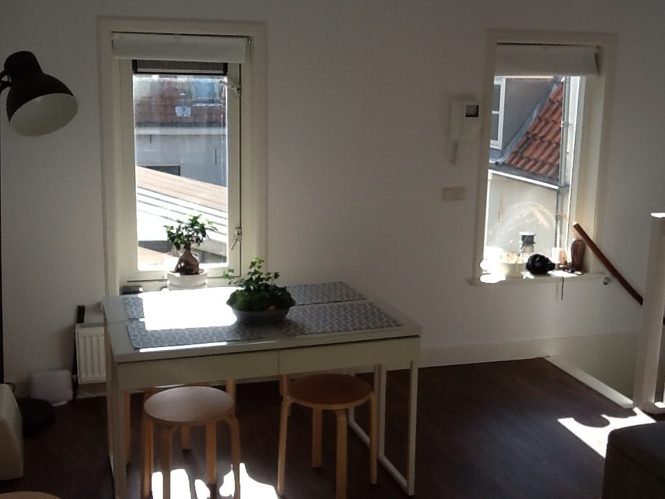2 bed apartment, centre of Delft.