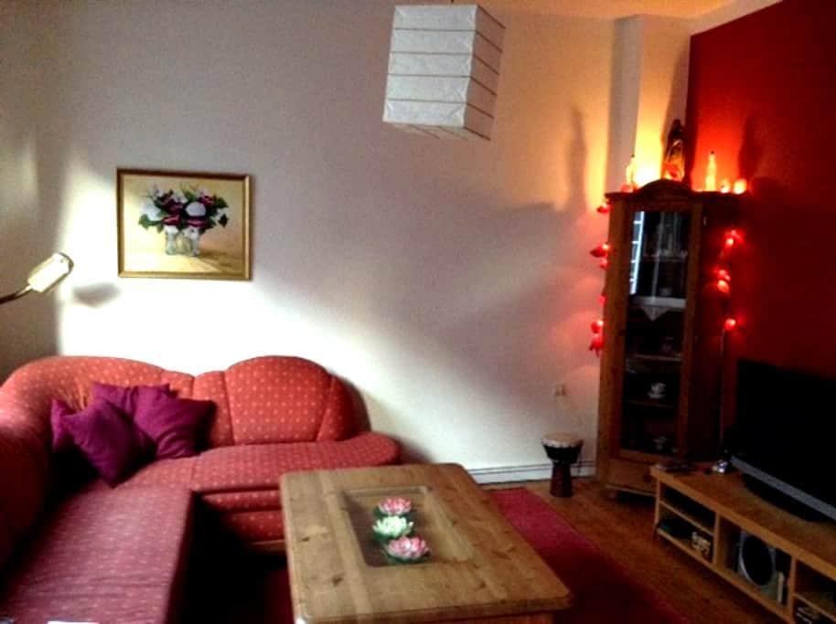 2 Zimmer Wohnung in Bremen City - Bremen - Apartment