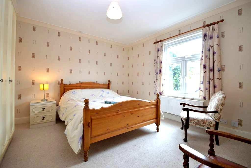 Two bed house in centre of Newark - Newark-on-Trent - Talo